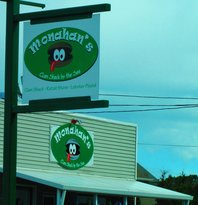 Monahan's Clam Shack By the Sea
