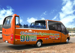 Chamonix Sightseeing Open-Top Bus Tour