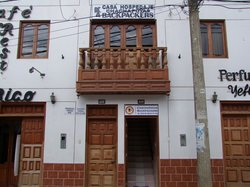 Chachapoyas Backpackers Hostal