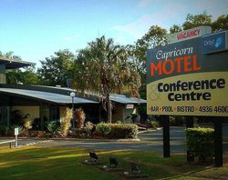 ‪Capricorn Motel & Conference Centre‬