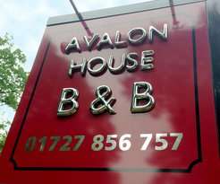 The Avalon House B & B