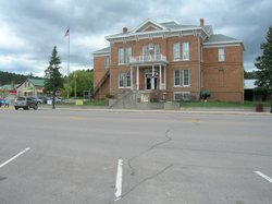 Custer County 1881 Court House Museum