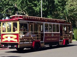 Napa Valley Wine Trolley