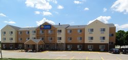Fairfield Inn Iowa City Coralville