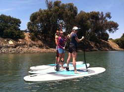 West Coast Stand Up Paddle