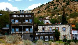 Gold Hill Hotel Virginia City