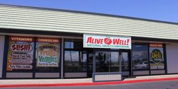 Alive and Well Health Food Store