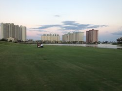 The Golf Course at Seascape Resort