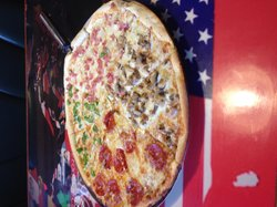 M&M Pizza