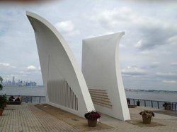 Postcards-The The Staten Island September 11 Memorial