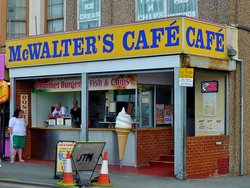 McWalters Cafe