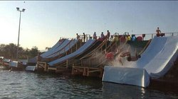 Frenzy Palace Water Jump Torreilles