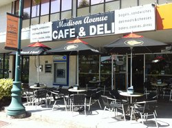 Madison Avenue Cafe and Deli
