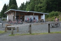 The Bike Place in Kielder