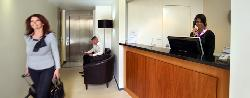 City Edge Apartment Hotel East Melbourne - Albert