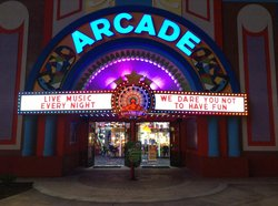 Arcade City at The Island