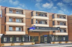 Comfort Inn & Suites Burwood