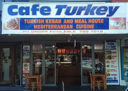 Cafe Turkey New Plymouth