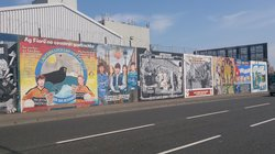 West Belfast Mural Tours