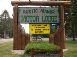 ‪Rustic Manor Motor Lodge‬