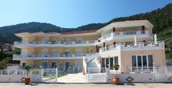 Sunny Hotel in Thassos