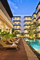EDEN Hotel Kuta Bali - Managed by Tauzia