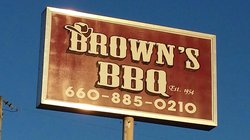 Brown's Barbeque