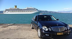 Taxi Day Tours Corfu