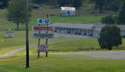 4-U Motel and Restaurant