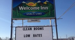 Welcome Inn On The Lake