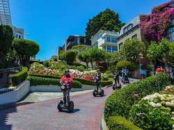 San Francisco Private and VIP Segway Tours