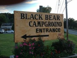 ‪Black Bear Campground‬
