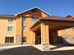 GuestHouse Inn And Suites Glendive