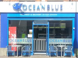 Ocean Blue Fish and Chips Datchet