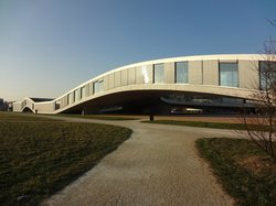 Rolex Learning Center EPFL