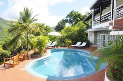 Marigot Palms Luxury Caribbean Guesthouse and Apartments