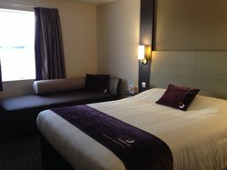Stirling City Centre Premier Inn