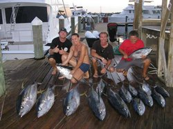 Bahamas Charter Fishing - N A Hurry Charters