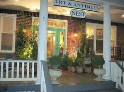 Nest, Antiques Art and Gifts