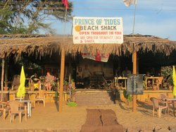 Prince of tides beach shack