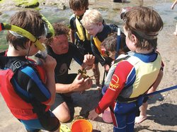 Marine Education with Vincent Hyland