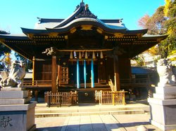 Akabane Hachiman Shrine