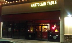 Anatolian Table
