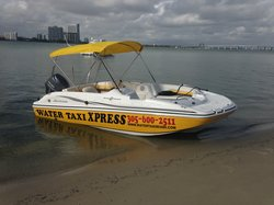 Water Taxi Miami
