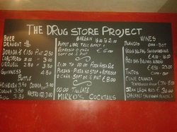The Drug-Store Project