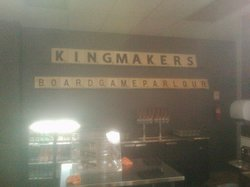 Kingmakers Board Game Parlour