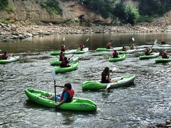Bent River Outfitter - Day Boat Tours