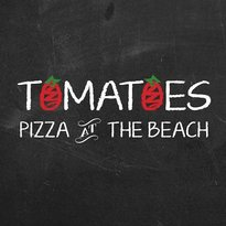 Tomatoes, Pizza at the Beach