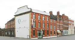 Three Queens Hotel Burton upon Trent