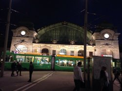 Basel Main Station